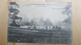 TROU-BRICOT (Marne). La Route De Perthes. - Guerre 1914-18