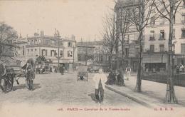 75--PARIS-CARREFOUR DE LA TOMBE-ISSOIRE-VOIR SCANNER - Arrondissement: 14