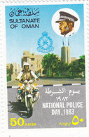 Oman 1983  POLICE DAY 1v. Complete Set MNH- Reduced Price- SKRILL PAY ONLY - Oman