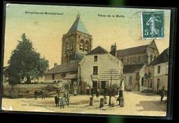 BRUYERES CP TOILEE         GOULET                                   JLM - France