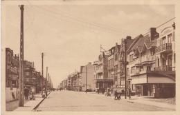 Coxyde , Koksijde   (bains )   Avenue De La Mer - Cartes Postales