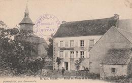 63--BESSE--HOTEL DE PARIS--BON ETAT--VOIR SCANNER - Besse Et Saint Anastaise