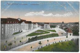 CPA SARREGUEMINES ( Saargemünd ) - Landgericht - Verlag Alphons Scherier N°29243 - Sarreguemines