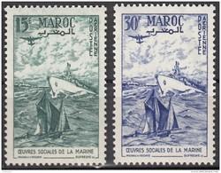 PA N° 98 Et N° 99 - X X - ( C 1056 ) - Maroc (1891-1956)