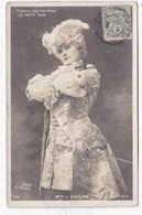 Carte Postale Theatre Des Variété Le Petit Duc Mme J Saulier - Teatro