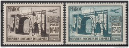 PA N° 79 Et N° 80 - X X - ( C 1084 ) - Maroc (1891-1956)