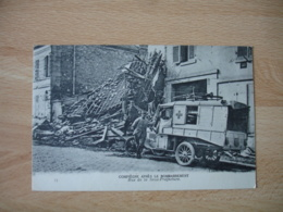 Ambulance Rue Sous Prefecture Compiegne Guerre 14.18 - War 1914-18