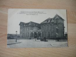 Paris 13 Square Des Peupliers Hopital Ecole Societe Secours Blesses Militaires  Guerre 14.18 - Guerre 1914-18