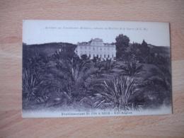 Nice Etablissement 128  Assistance Aux Convalescents Guerre 14.18 - Guerre 1914-18