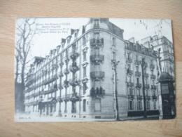 Vichy Hopital Temporaire 47 Hotel Du Parc Guerre 14.18 - Guerre 1914-18