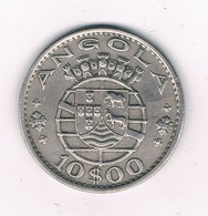 10  ESCUDOS 1969  ANGOLA /0007/ - Angola