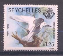 Seychelles, Yvert 682, 1989, MNH - Seychelles (1976-...)