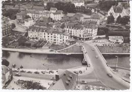 Vue Aérienne De La Semois Et Du Pont De France - Bouillon