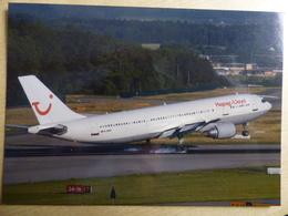 HAPAG LLOYD  VOLANT POUR SWISS INTERNATIONAL  AIRBUS A 300   D AIAX  ZURICH 2006 - 1946-....: Moderne