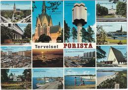 Pori Suomi Finland - Terveiset Porista - Finland
