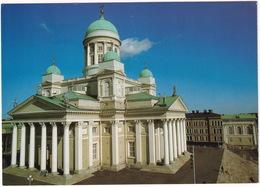 Tuomiokirkko (Cl.J. Engel, 1852) - Dom - Helsinki Helsingfors -  Suomi Finland - Finland