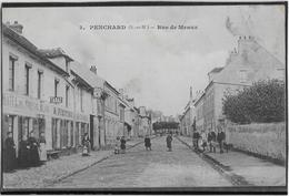 Penchard - Rue De Meaux - Altri Comuni