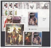 Smom 1985  --Annata Completa + 1BF --- Years Complete ** MNH - Malte (Ordre De)