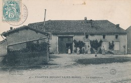 CPA - France - (55) Meuse - Villotte - La Gendarmerie - Frankrijk