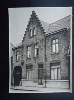 Dadizele Woning Van De Familie Devos - Wellecan Af Gebroken 1975 Afmet.18 Cm. X 24 Cm. (Brouwerij Devos)  ( 2scans ) - Moorslede