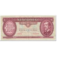Billet, Hongrie, 100 Forint, 1993, 1993-12-16, KM:174b, TB - Hongrie