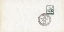 Sonderstempel Int. Sammlertreffen BSV Kufstein 7.10.1984 - Andreas Hofer - FDC