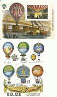BELIZE YVERT H/B 47/48  MNH  ** - Belice (1973-...)