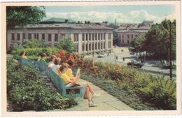 Oslo. Universitetet Fra Abelhaugen. - (Norge/Norway) - Noorwegen