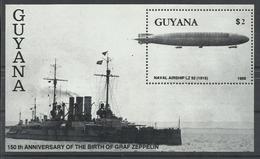 GUYANA YVERT  H/B 25   MNH  ** - Guyana (1966-...)