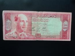 AFGHANISTAN : 100 AFGHANIS  1340 (1961)  P 40    B+ - Afghanistan