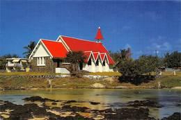 île Maurice Chapelle De Cap Malheureux - Maurice