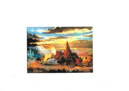 Carte Postale Euro Disney Frontierland - Advertising