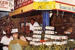 île Maurice Marchand Vendeur De Tisanes Port Louis - Maurice
