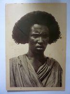 """Cartolina """"SOMALIA - Tipo Gherra  - MUSEO DELL'AFRICA ITALIANA, ROMA"""" Anni '30 - Musei"""