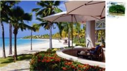 ANTIGUA E BARBUDA  Antigua Jumby Bay A Rosewood Resort  Nice Stamp - Antigua E Barbuda