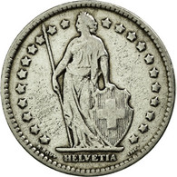 Monnaie, Suisse, Franc, 1920, Bern, TTB, Argent, KM:24 - Suisse