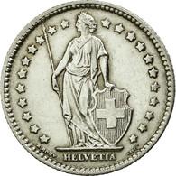 Monnaie, Suisse, Franc, 1921, Bern, TTB+, Argent, KM:24 - Suisse
