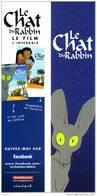 SFAR   -   Marque-pages   -  Le Chat Du Rabbin - Bookmarks