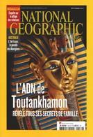 NATIONAL GEOGRAPHIC N° 132 - Septembre 2010 - TOUTANKHAMON - MADAGASCAR - AUSTRALIE - ANGUILLES - Géographie