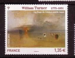 2010-N°4438** W.TURNER - France