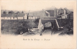 Jumet: Pont De La Coupe. (1900) - Charleroi