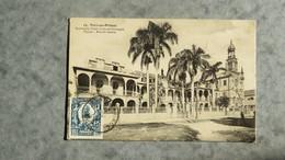 CPA-HAITI-PORT AU PRINCE-Institution Saint Louis De Gonzague-Façade-Rue Du Centre - Other