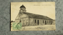 CPA-HAITI-PORT AU PRINCE-Vieille Cathédrale-Extérieur - Other