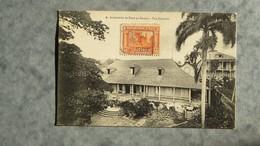 CPA-HAITI-PORT AU PRINCE-Vue Générale De L'archevêché - Autres