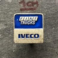 Badge Pin ZN007683 - Truck (Lastkraftwagen / Kamion) IVECO (Industrial Vehicles Corporation) FIAT - Fiat