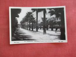 RPPC   Morocco > Casablanca  Le Bd Moulay    Ref 3117 - Casablanca