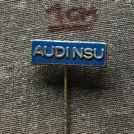 Badge Pin ZN007693 - Automobile (Car) / Motorcycle / Bicycle AUDI NSU - Audi