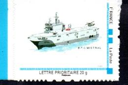 BPC MISTRAL Timbre Personnalisé Neuf** - Marcophilie (Lettres)