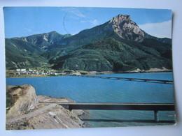 Savines Le Lac. Dans Le Fond, Le Grand Morgon. SEDF 11685 Postmarked 1965 - Autres Communes