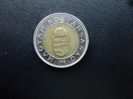 HONGRIE : 100 FORINT   1998 BP   KM 721     TTB - Hongrie